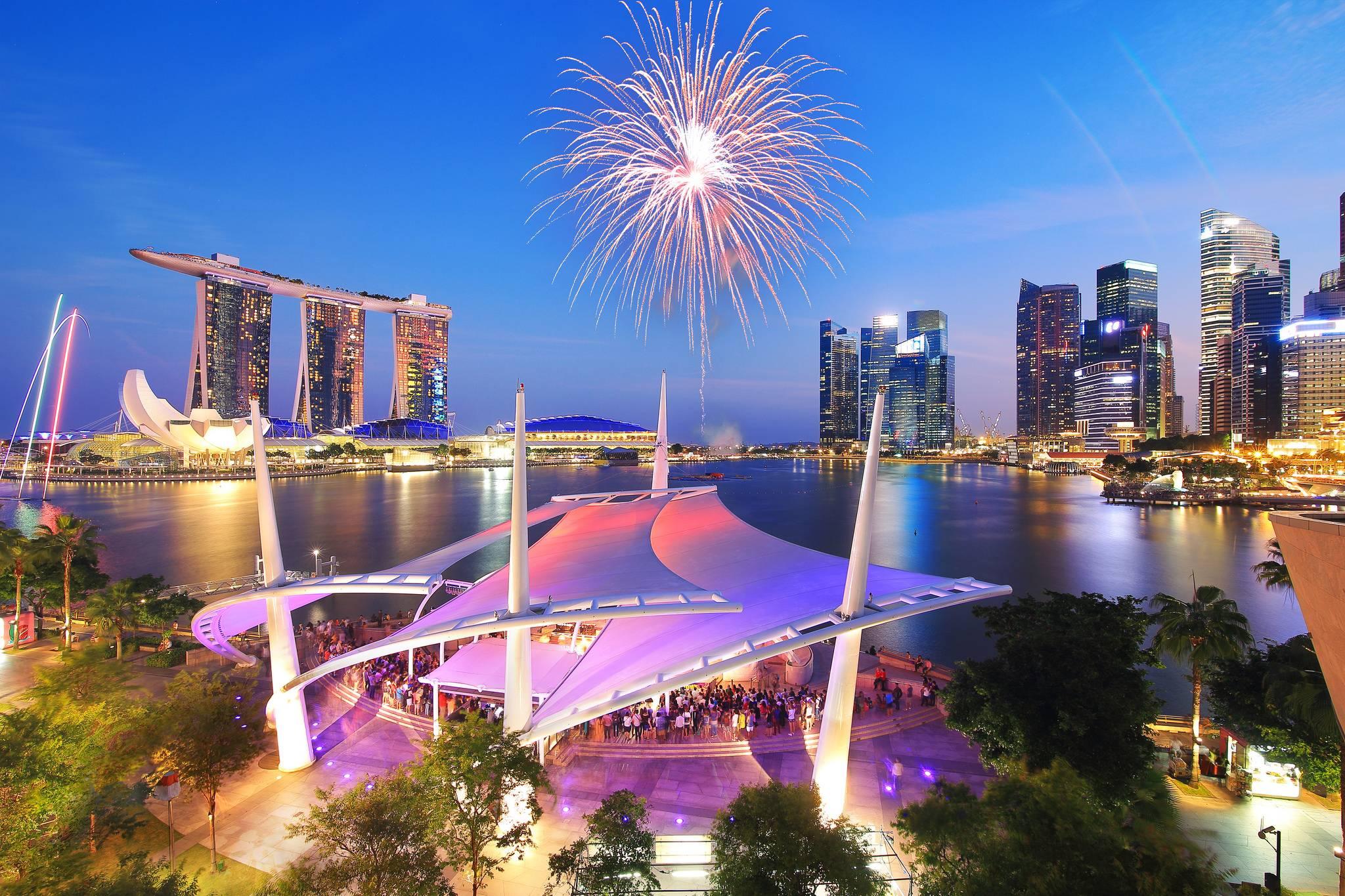 Днем, красивые картинки сингапура