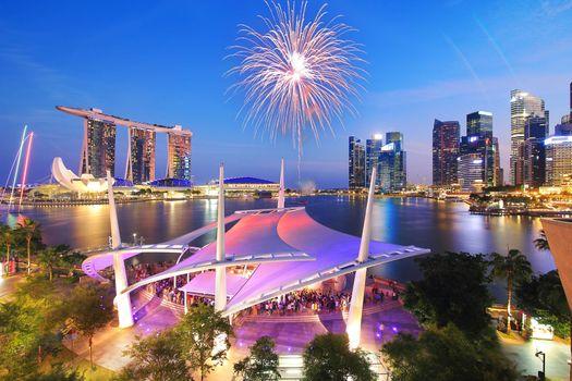 Заставка на телефон сингапур, сингапур