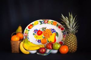 Заставки блюдо, фрукты, еда, натюрморт