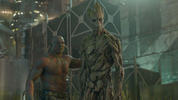 Бесплатные фото стражи галактики,фильм,воины,дерево