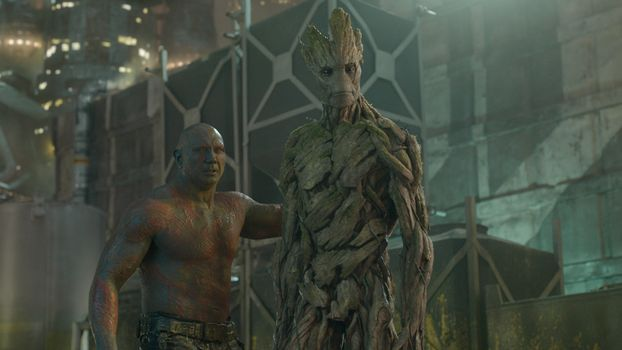 Photo free Guardians of the galaxy, film, warriors