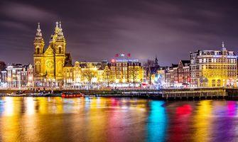 Бесплатные фото Amsterdam,Амстердам,Нидерланды