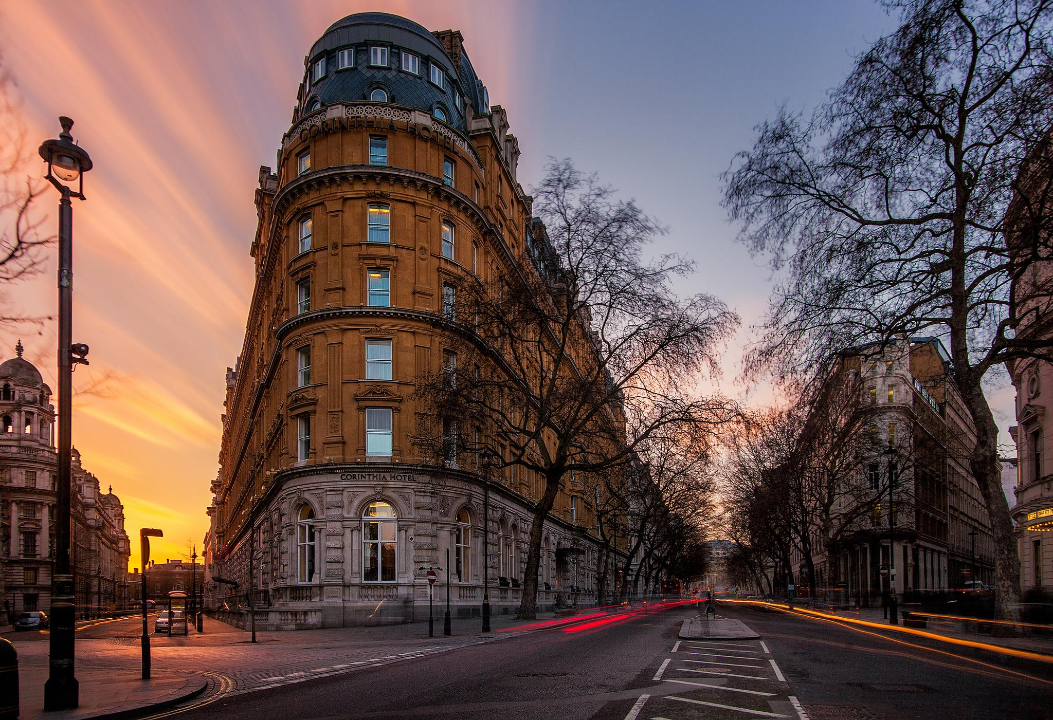 обои Corinthia Hotel, London, Лондон, Великобритания картинки фото