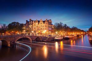 Фото бесплатно Amsterdam, Netherlands, Амстердам