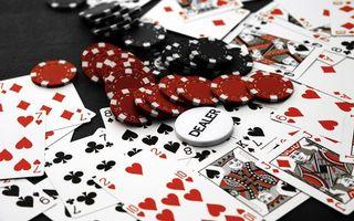 Фото бесплатно карты, игральные, масти