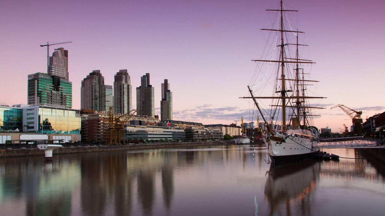 Фото бесплатно море, корабль, палубы - на рабочий стол