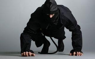 Бесплатные фото ниндзя,воин,костюм,маска,стойка