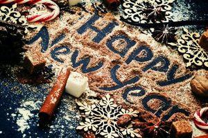 Обои Рождество, фон, дизайн, элементы, новогодние обои, новый год, с новым годом, новогодний торт