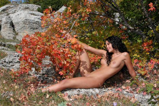 Фото бесплатно обнаженная девушка, Армида, обнаженная