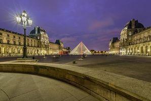 Фото бесплатно Paris, France, Париж, Франция, Музей Лувр
