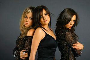 Бесплатные фото Участницы группы SEREBRO,девушки,красотки,певицы