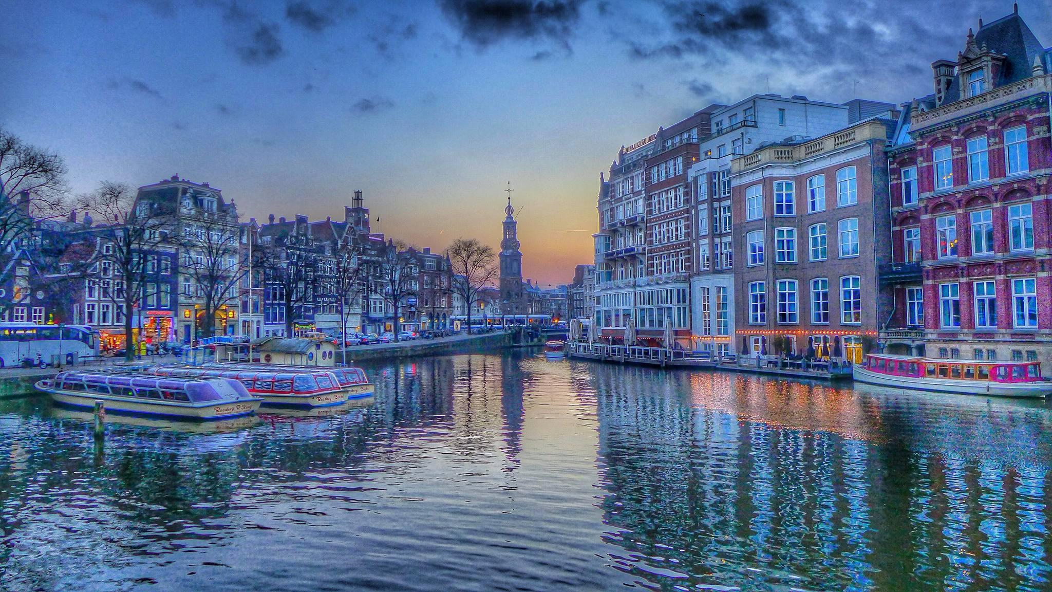 страны архитектура амстердам анонимно