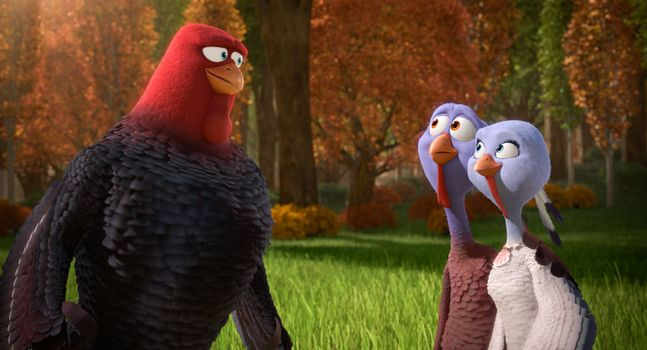 Saver turkeys: back to the future cartoon on your desktop for free