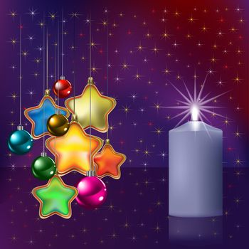 Screensaver christmas background, christmas wallpaper for android