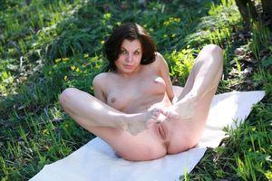 Фото бесплатно сексуальная девушка, Бесс, обнаженная