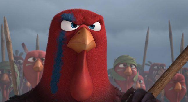 Photo free Turkeys: Back to the future, cartoon, comedy
