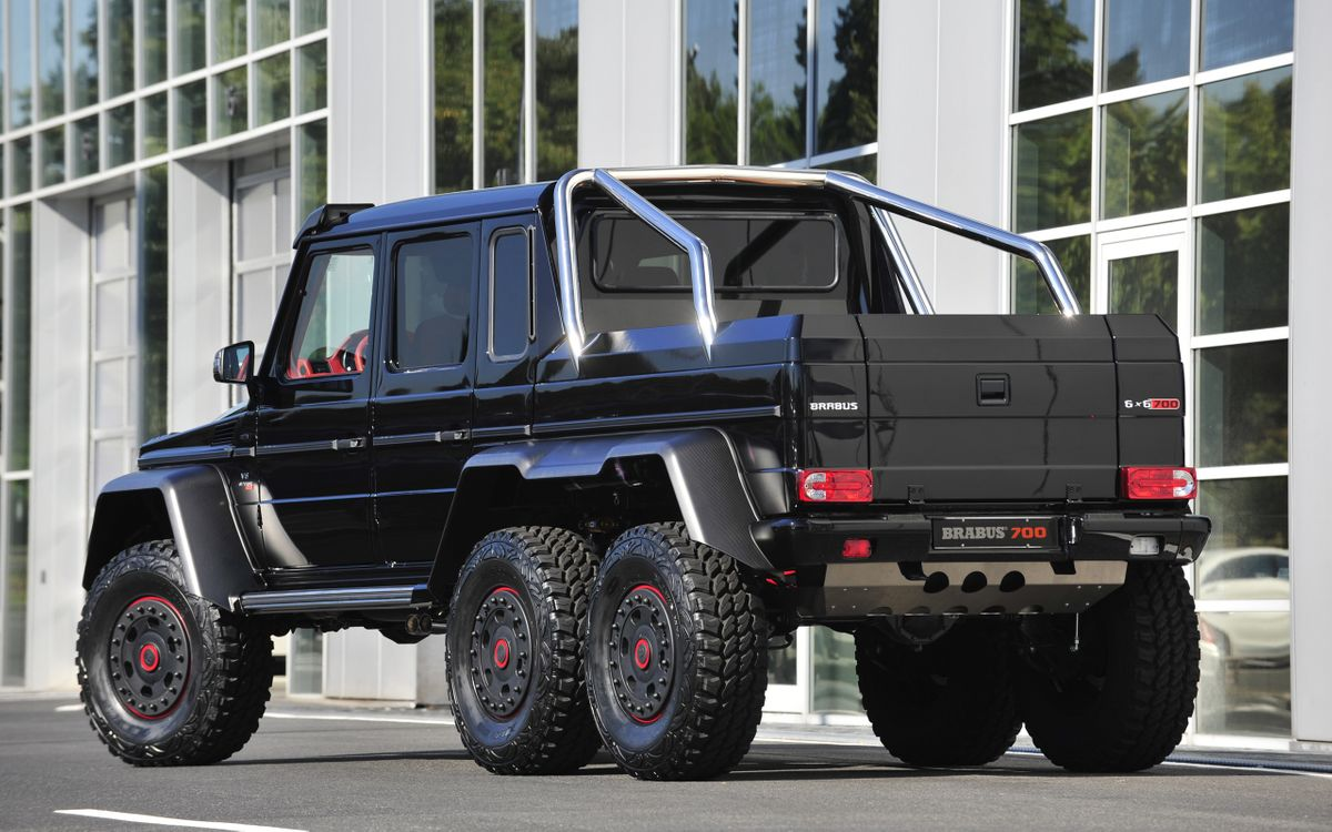 Фото бесплатно шестиколёсный Гелендваген, G 63 AMG Geneva, Мерседес, машины