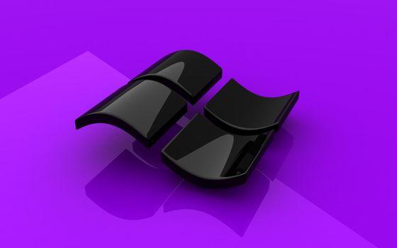 Фото бесплатно значок, логотип, эмблема, microsoft, виндовс