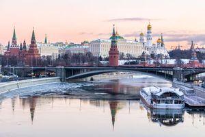 Фото бесплатно Московский Кремль, Москва, Россия