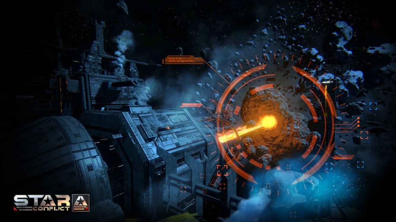 Фото бесплатно Star Conflict, онлайн игра, action, MMO SPACE ACTION, космос, Gaijin Entertainment, MMO, игры