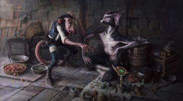 Фото бесплатно фантастика, существа, монстры