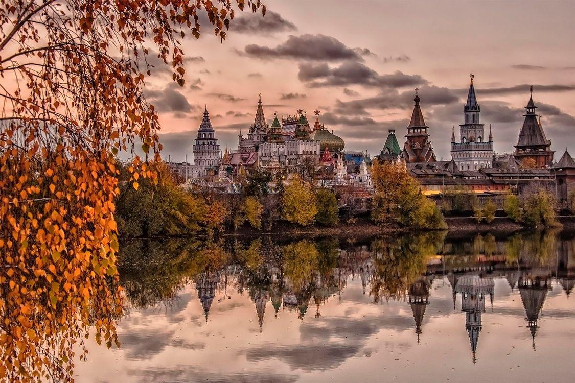 Фото бесплатно Кремль в Измайлово, Россия, Москва, город