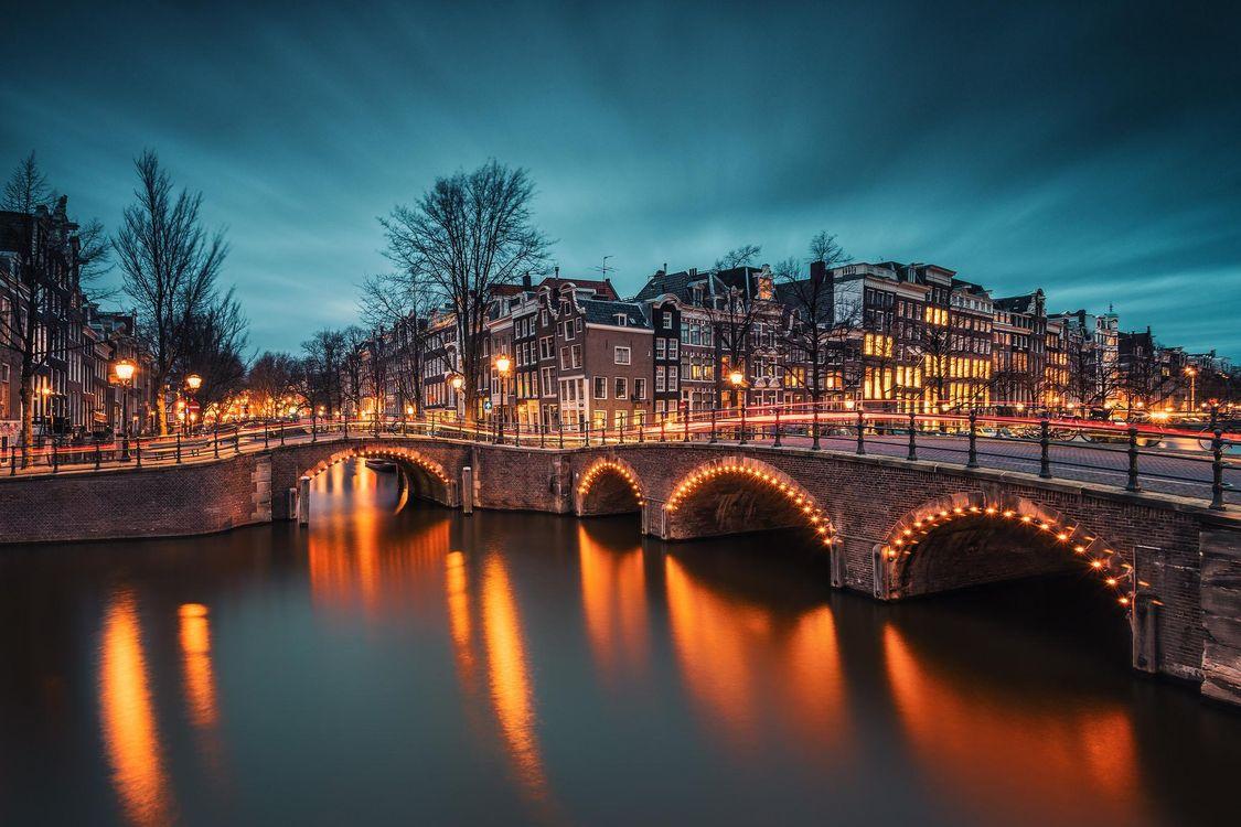 Фото бесплатно Amsterdam, Netherlands, Амстердам - на рабочий стол