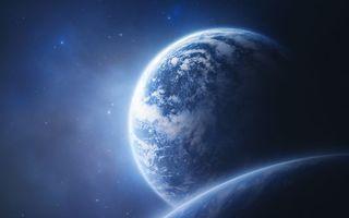 Бесплатные фото планеты,звезды,созвездия,свет,невесомость,вакуум