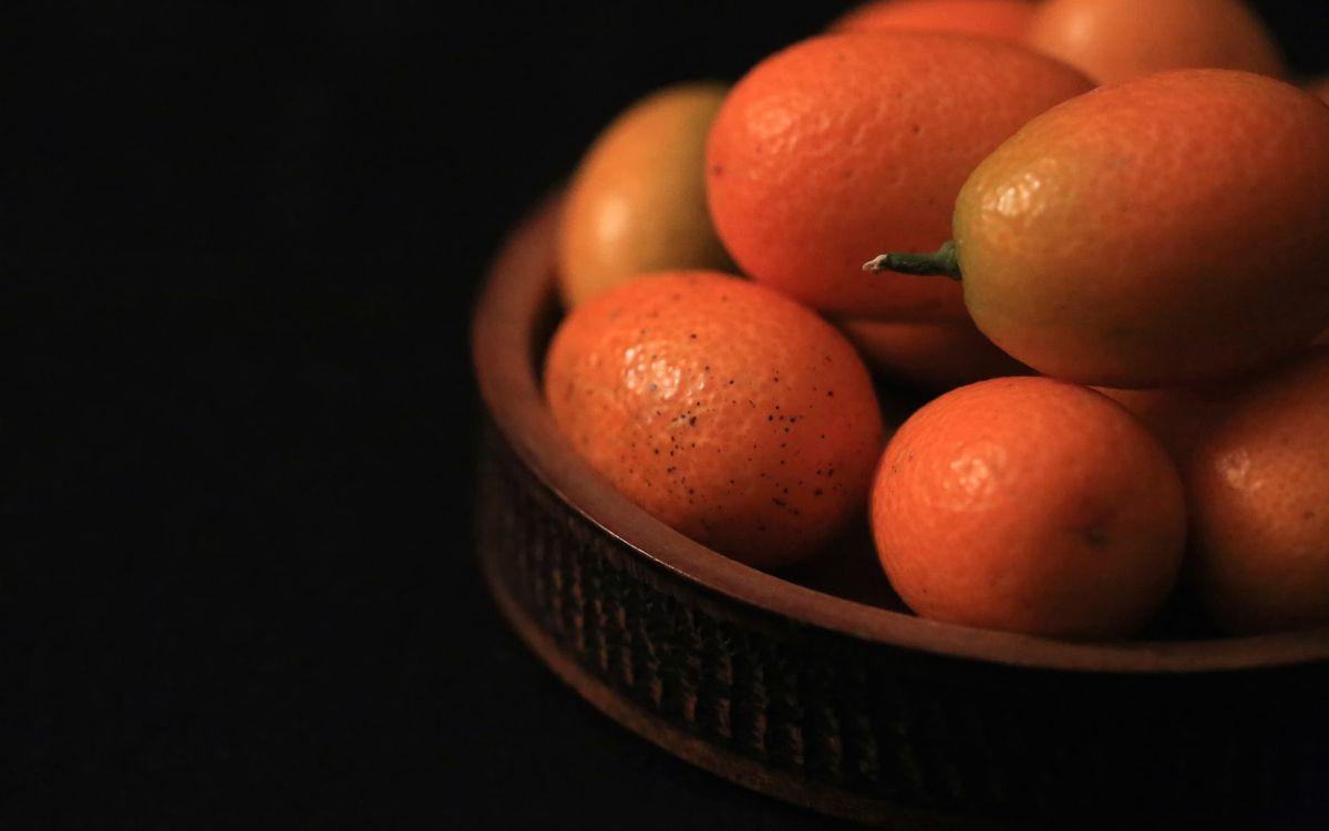 Фото бесплатно фрукты, апельсины, корзинка, вкусно, еда - скачать на рабочий стол