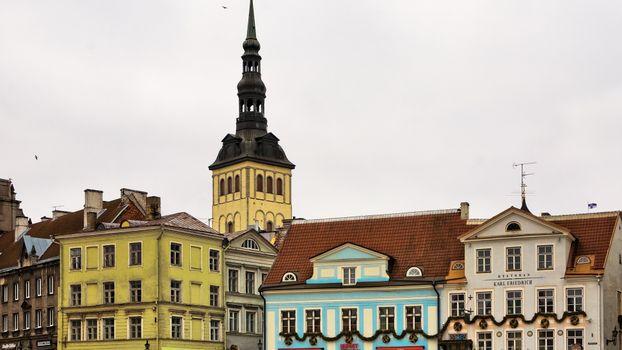 Фото бесплатно город, здания, дома