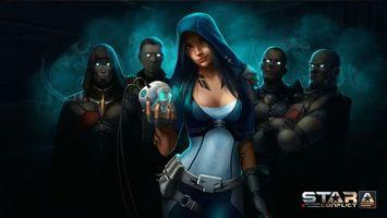 Бесплатные фото Star Conflict, онлайн игра, action, MMO SPACE ACTION, космос, Gaijin Entertainment, MMO