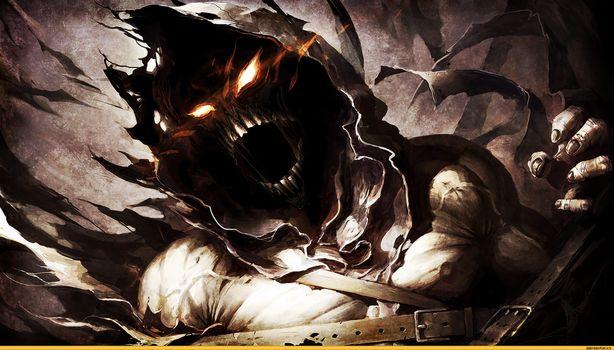 Фото бесплатно Disturbed, hard, demon