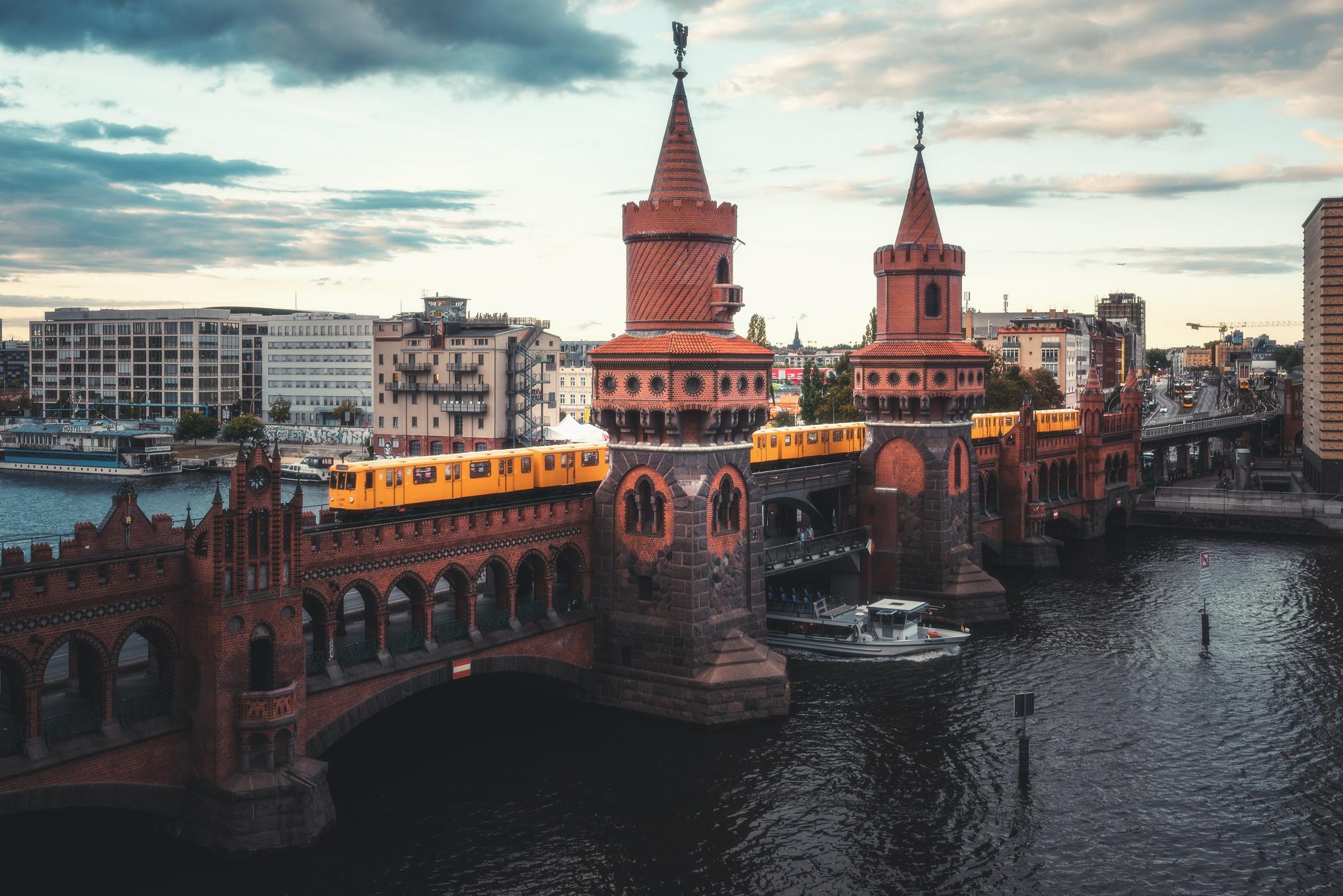 обои Berlin, Germany, город картинки фото