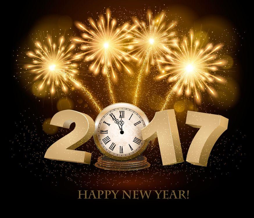 Фото бесплатно Новогодние фоны, 2017, Новогодний фон - на рабочий стол