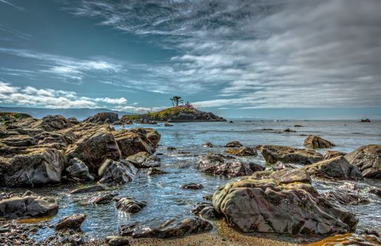 Фото бесплатно Маяк, Калифорния, море