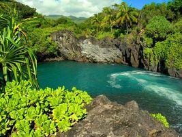 Фото бесплатно тропики, река, течение