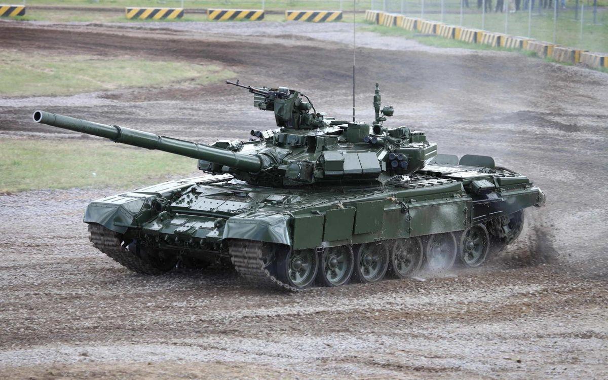 Фото бесплатно полигон, танк, башня, пулемет, ствол, броня, гусеницы, оружие - скачать на рабочий стол