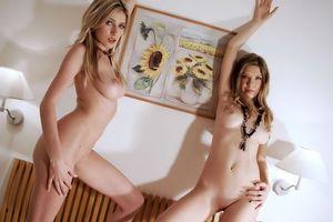 Бесплатные фото Scarlett A,Vanessa A,модель,эротика