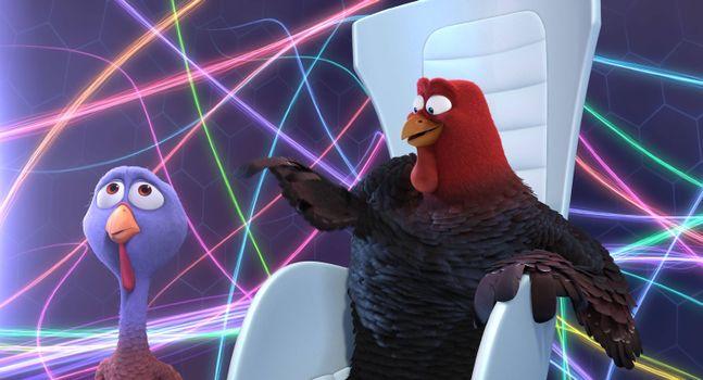 Photo free Turkeys: Back to the Future, cartoons, comedy