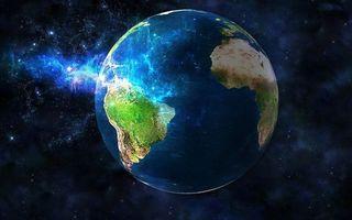 Бесплатные фото планета,земля,рельеф,звезды,невесомость,вакуум