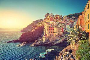 Заставки Riomaggiore, Cinque Terre, Liguria, Italy, Риомаджоре, Чинкве-Терре, Лигурия, Италия