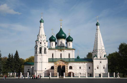 Фото бесплатно Ярославль, храм, собор