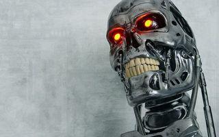 Бесплатные фото робот,терминатор,глаза,свет,зубы,механизмы
