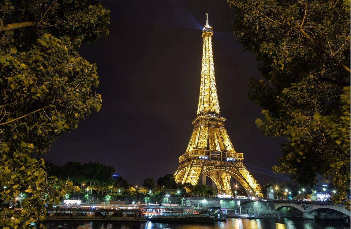 Красивые обои франция, париж