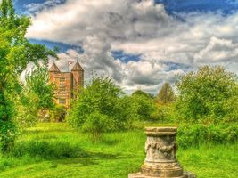 Photo free Sissinghurst Castle, England, landscape
