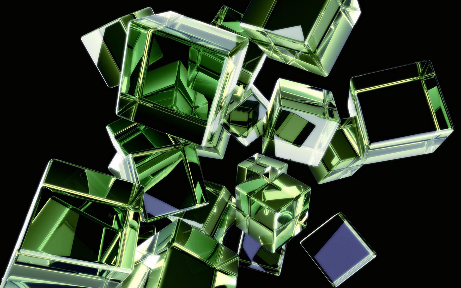 прозрачный кубик  № 2465594  скачать