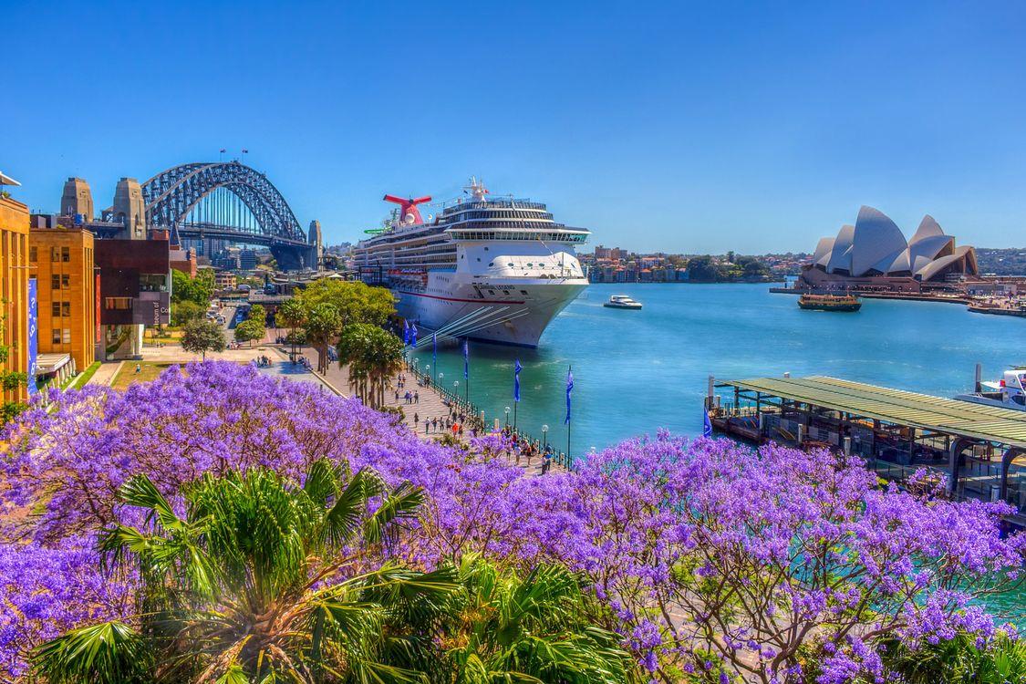 Фото бесплатно Sydney, Сидней, Австралия, город