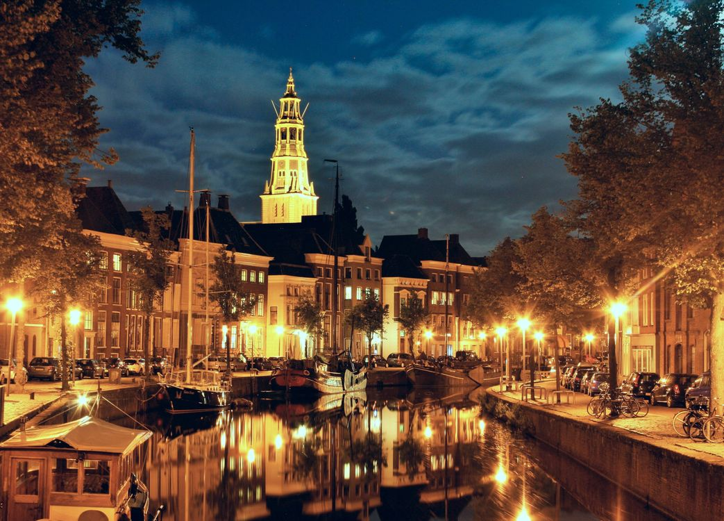 Фото бесплатно Groningen, Гронинген, Нидерланды - на рабочий стол