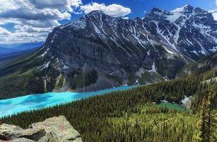 Photo free Lake Louise, Alberta, Canada