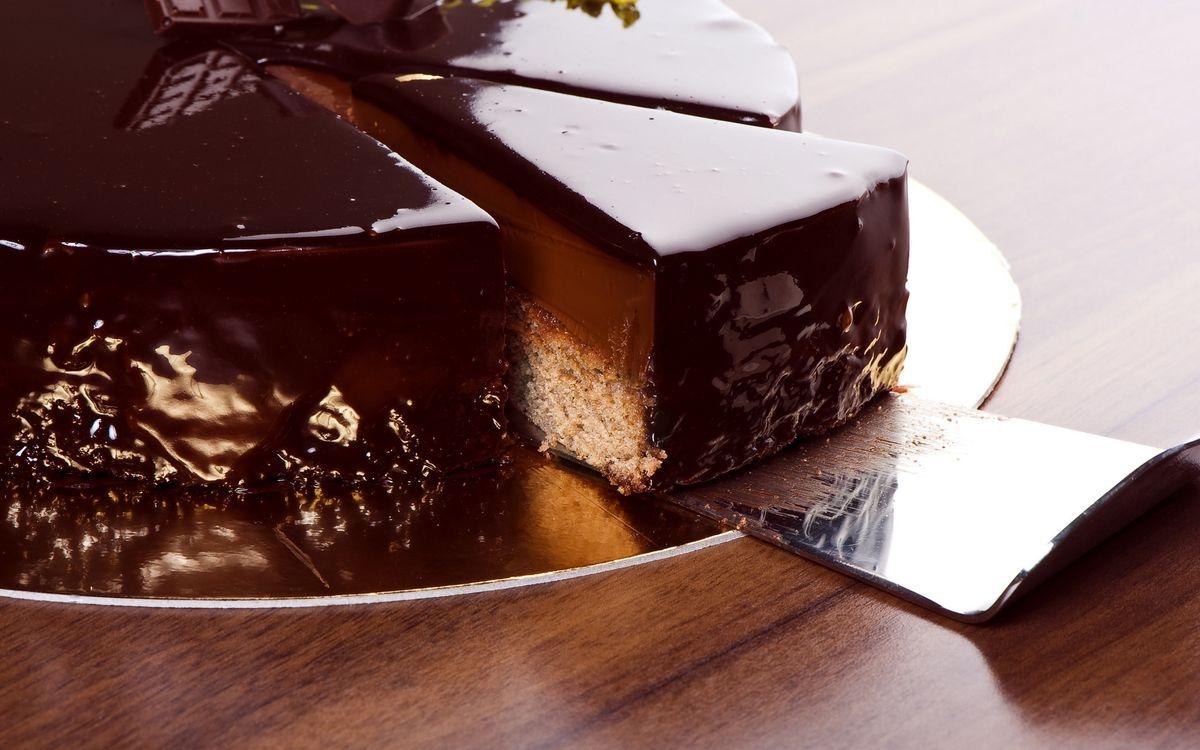 Free photo cake, dessert, chocolate - to desktop